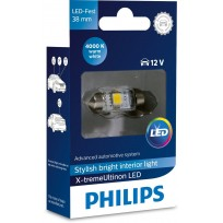 PHILIPS LED FEST 38mm 4000K 12V 1W