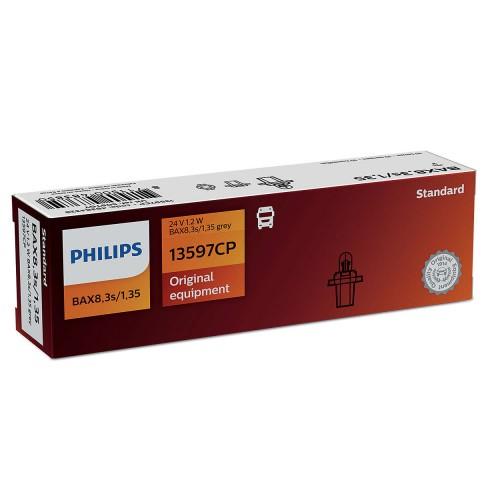 PHILIPS BAX 24V 1.2W GREY