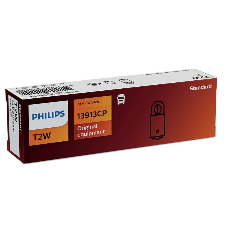 PHILIPS T2W 24V 2W