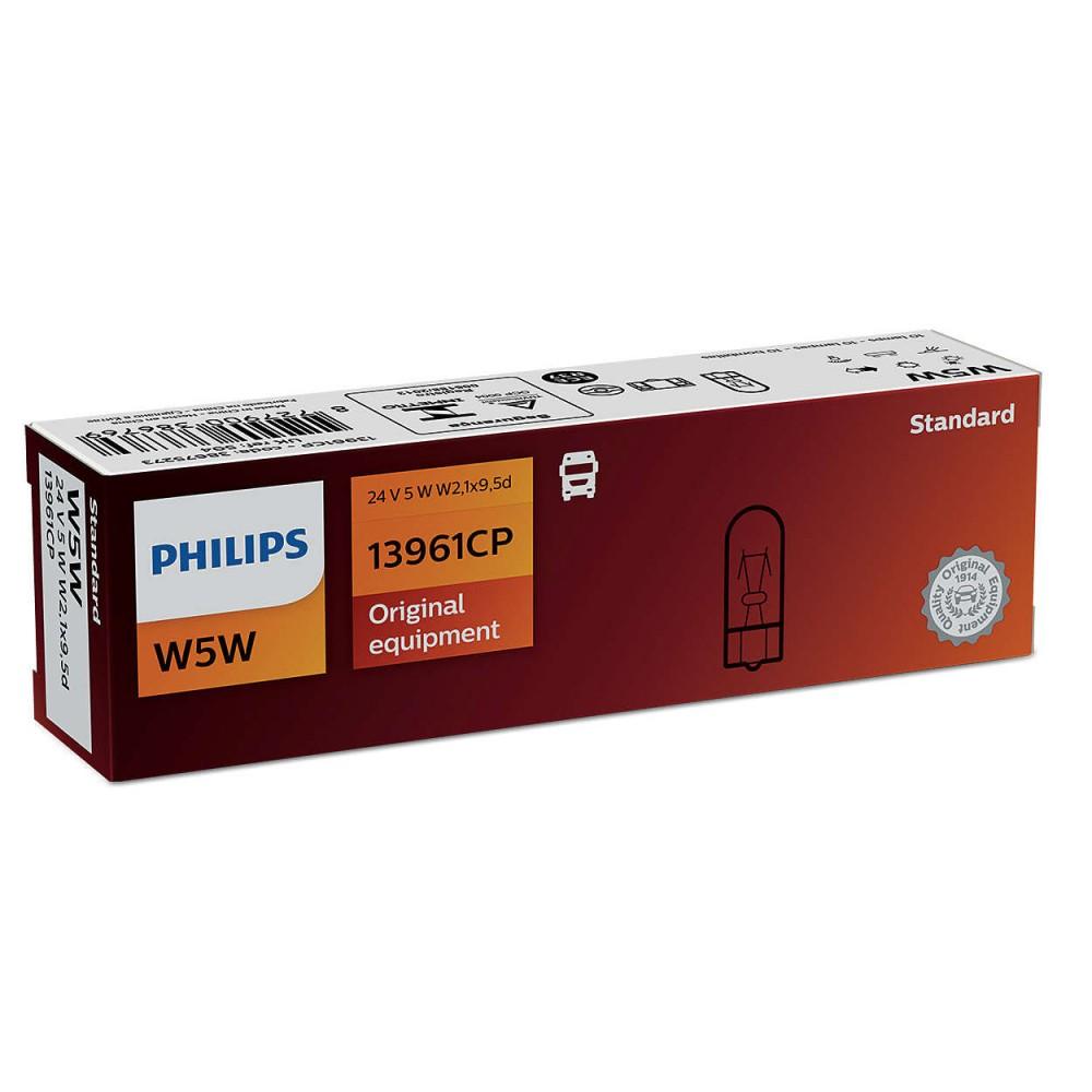 PHILIPS W5W 24V 5W