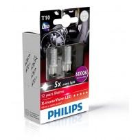 PHILIPS LED T10 6000K 24V 1W