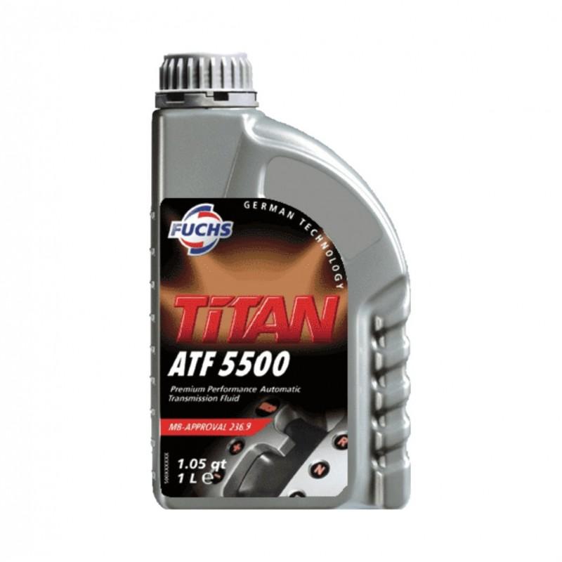 FUCHS Υγρό Αυτόματων Μεταδόσεων TITAN ATF 5500
