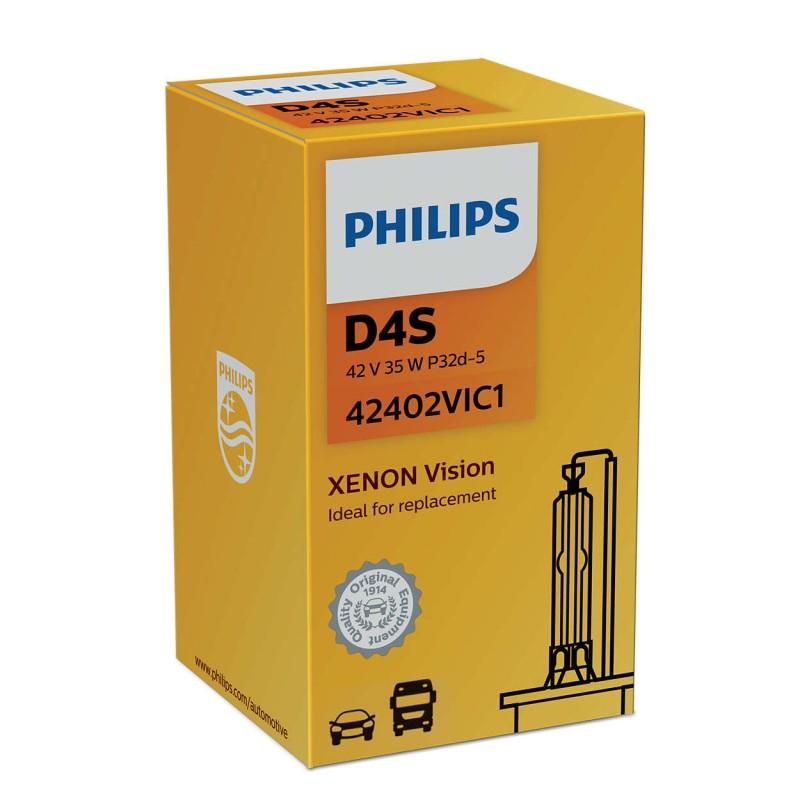 PHILIPS D4S XENON 42V 35W