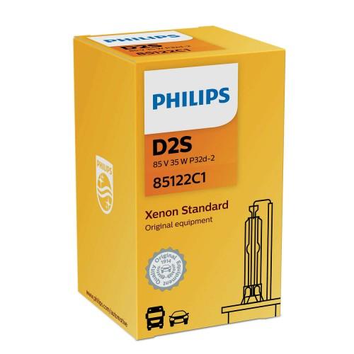 PHILIPS D2S Xenon 85V 35W