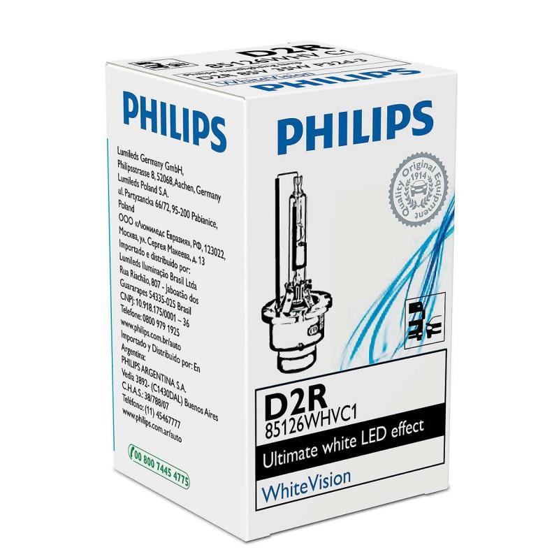 PHILIPS D2R 85V 35W WHITE VISION