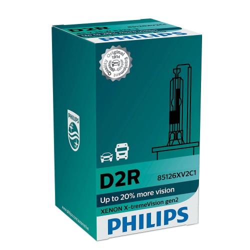 PHILIPS D2R Xenon 85V 35W X-TREME VISION GEN2