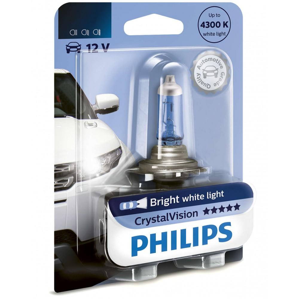 PHILIPS HB3 12V 65W CRYSTAL VISION