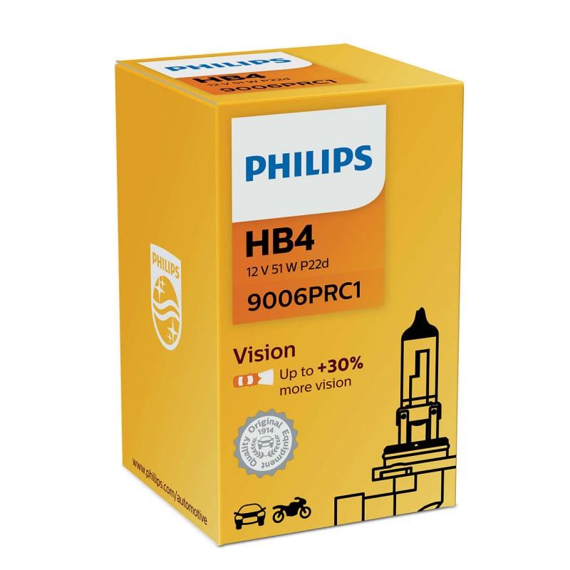 PHILIPS HB4 12V 55W VISION +30%