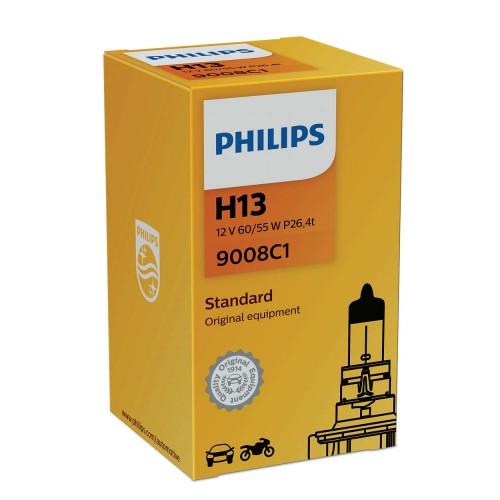 PHILIPS H13 12V 60/55W