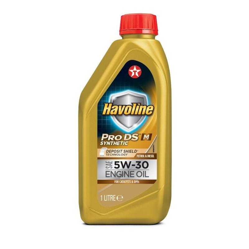TEXACO Λιπαντικό HAVOLINE ProDS M 5W-30