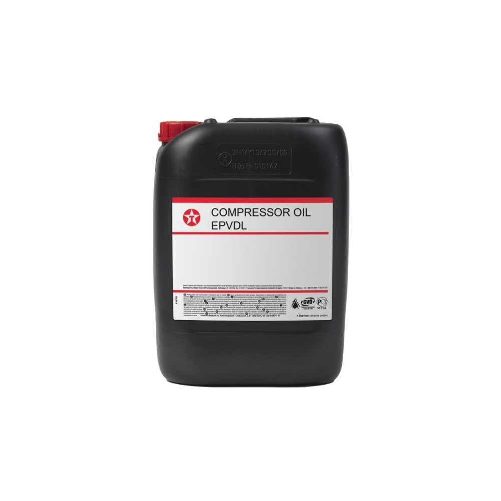 TEXACO Λιπαντικό COMPRESSOR OIL VDL EP 68