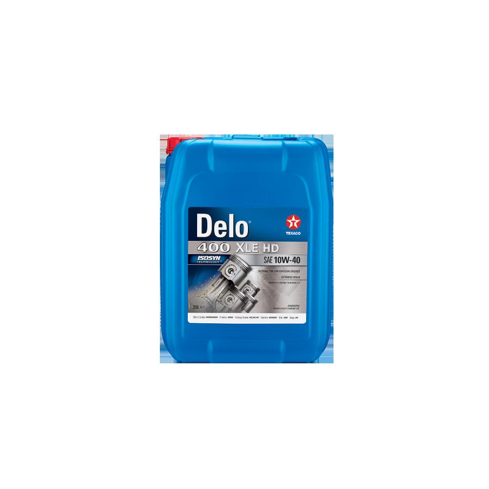 TEXACO Λιπαντικό DELO 400 XLE HD 10W-40