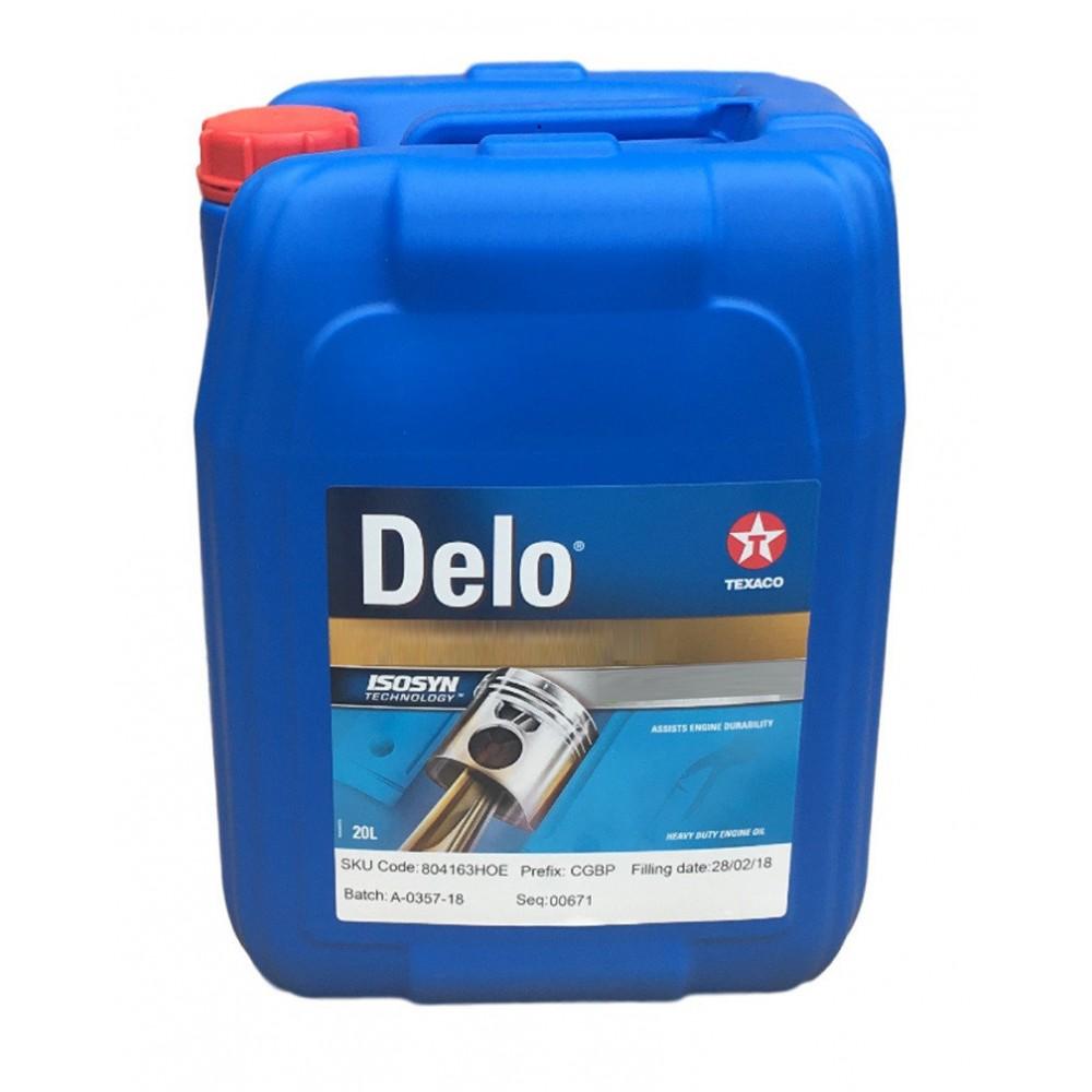 TEXACO Λιπαντικό DELO 400 RDS 10W-40