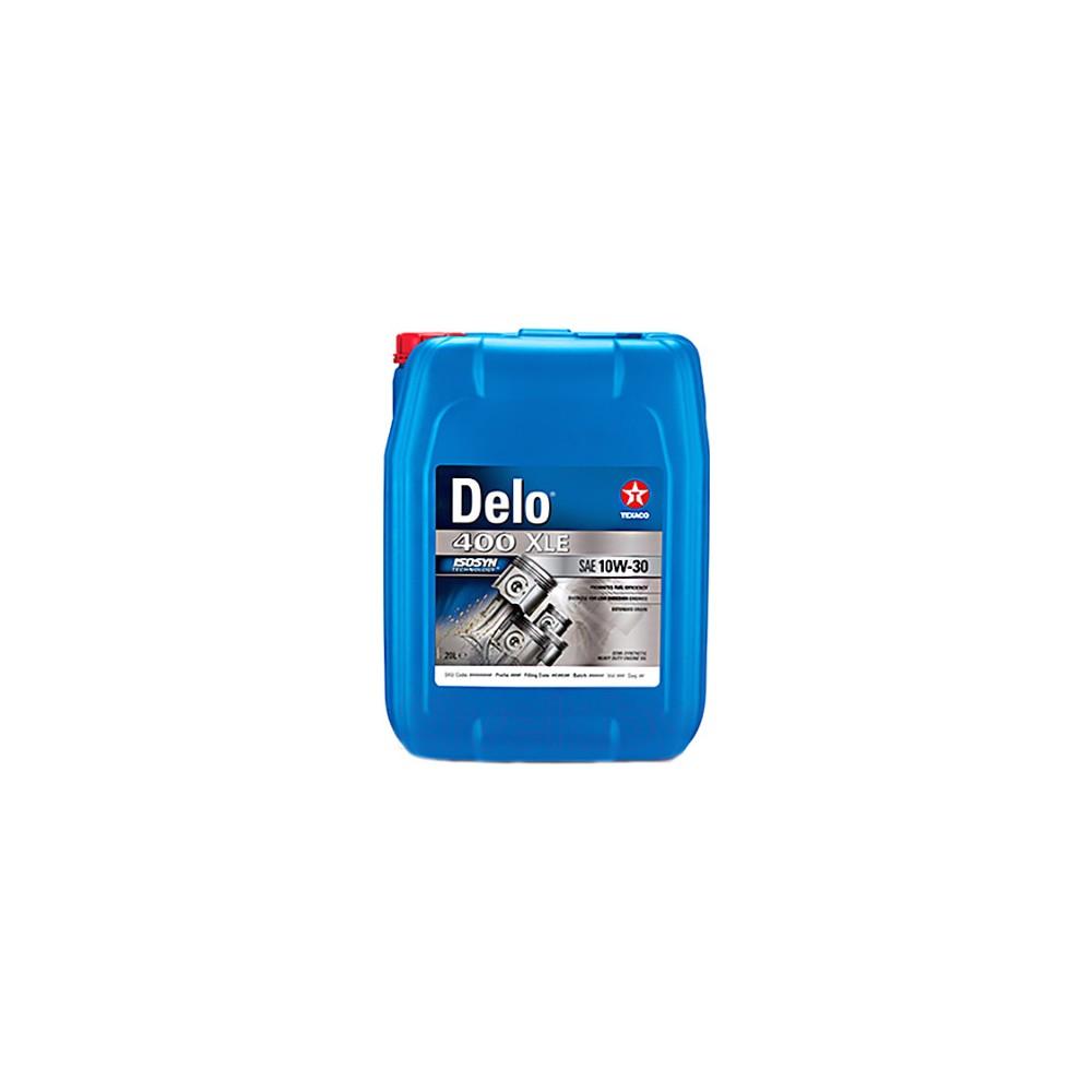 TEXACO Λιπαντικό DELO 400 XLE 10W-30