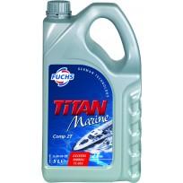 FUCHS Λιπαντικό TITAN MARINE COMP 2T