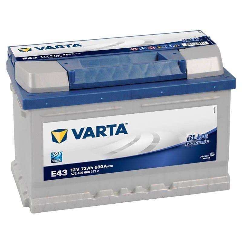Varta Blue Dynamic E43