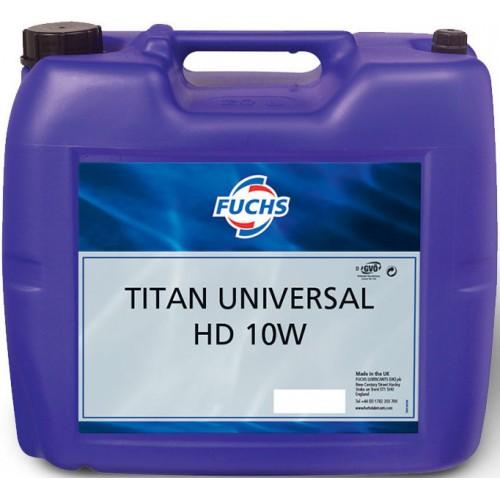 FUCHS Λιπαντικό TITAN UNIVERSAL HD 10W