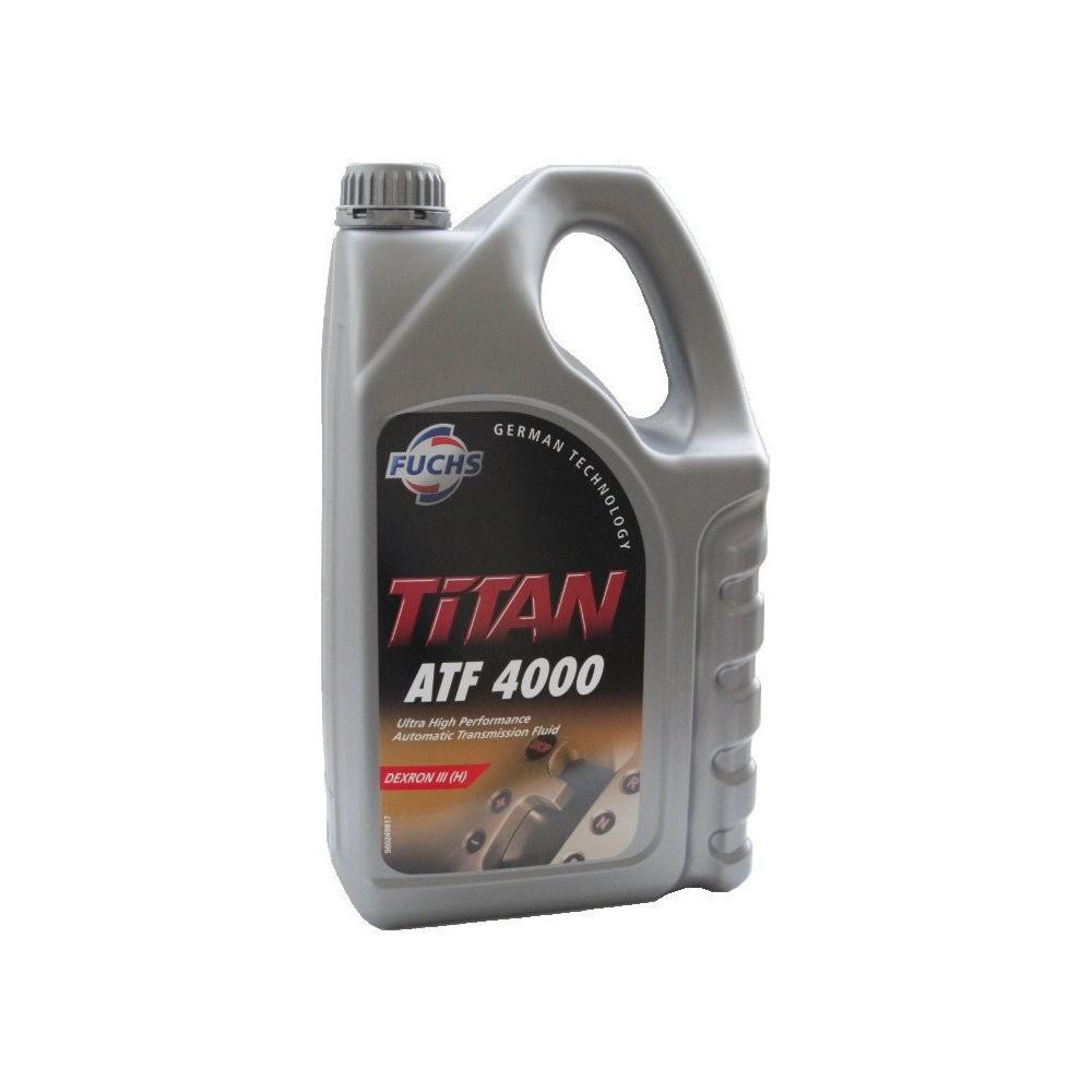 FUCHS Υγρό Αυτόματων Μεταδόσεων TITAN ATF 4000