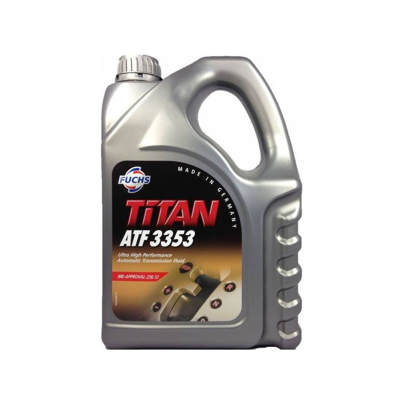 FUCHS Υγρό Αυτόματων Μεταδόσεων TITAN ATF 3353