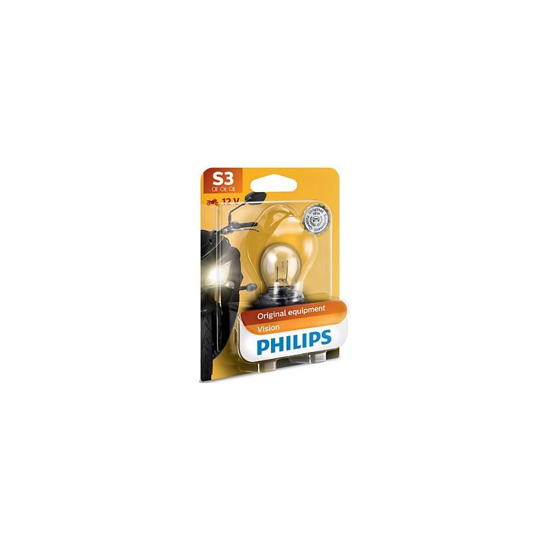PHILIPS S3 12V 15W VISION MOTO