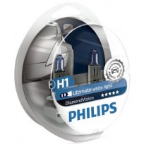 PHILIPS H1 12V 55W DIAMOND VISION