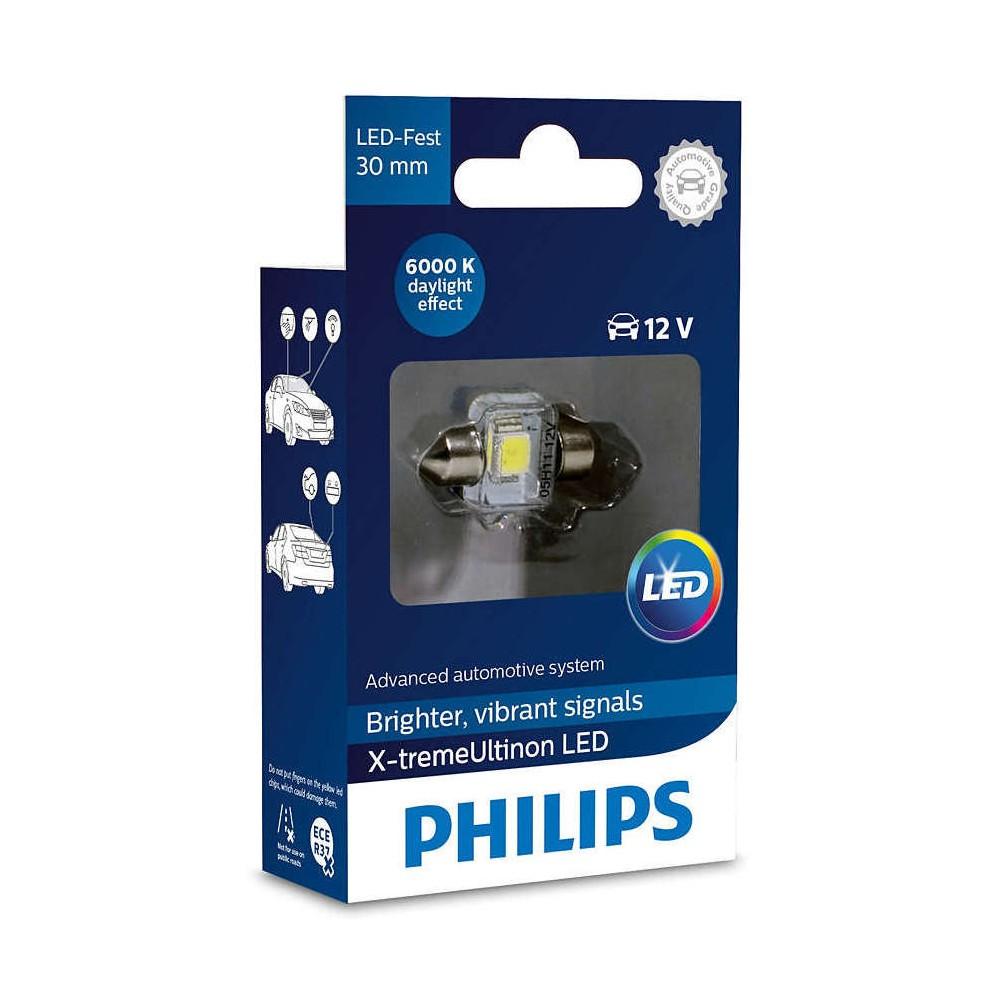 PHILIPS LED FEST 30mm 6000K 12V 1W