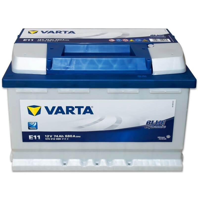 Varta Blue Dynamic E11