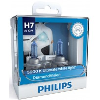 PHILIPS H7 12V 55W DIAMOND VISION