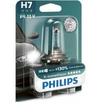 PHILIPS H7 12V 60/55W X-TREME VISION