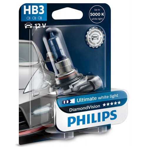 PHILIPS HB3 12V 65W DIAMOND VISION