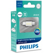 PHILIPS 12V 1W FEST 30mm 6000K