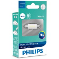 PHILIPS LED 12V 1W FEST 38mm 6000k