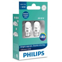 PHILIPS LED T10 12V 1W 6000K ULTINON
