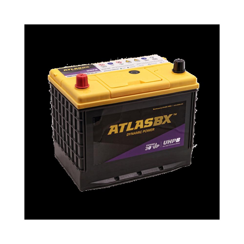 μπαταρια αυτοκινητου ATLASBX UMF115D26R Μπαταρίες κλειστού τύπου