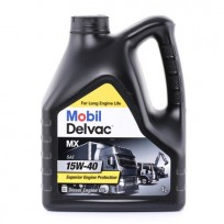 MOBIL Λιπαντικό DELVAC MX 15W-40