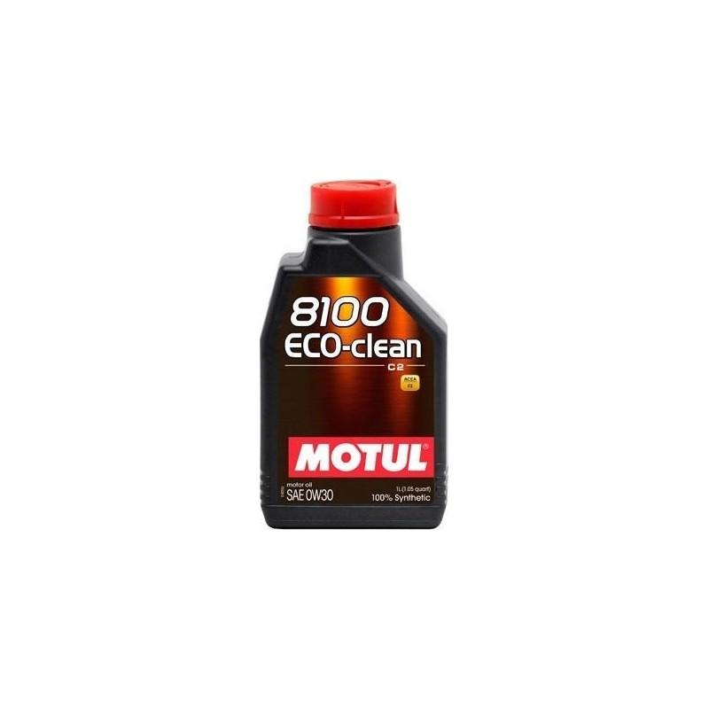 Motul 8100 ECO-CLEAN C2 0W-30