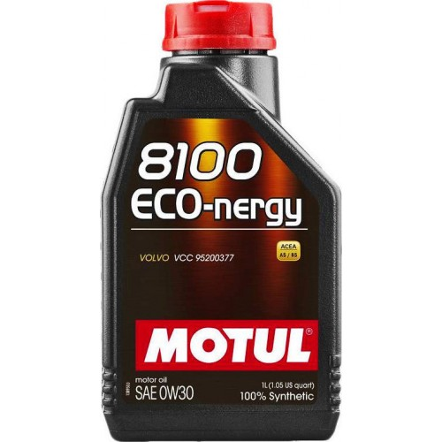 MOTUL 8100 ECO-NERGY 0W-30