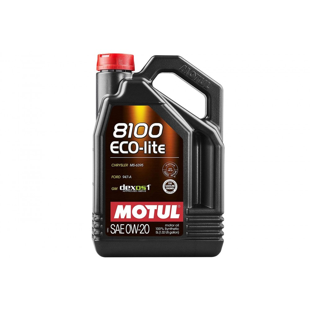 Motul 8100 ECO-LITE SN 0W-20