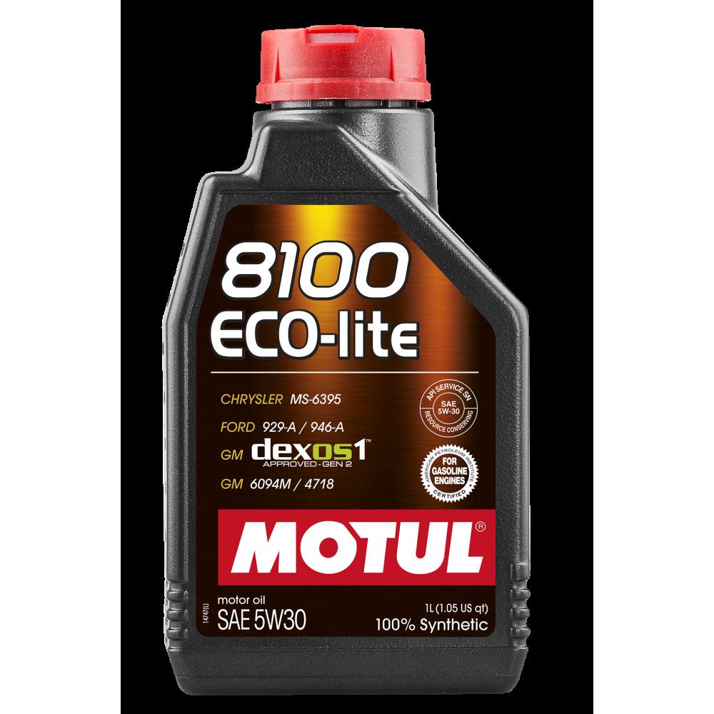 Motul 8100 ECO-LITE DEXOS1GEN2