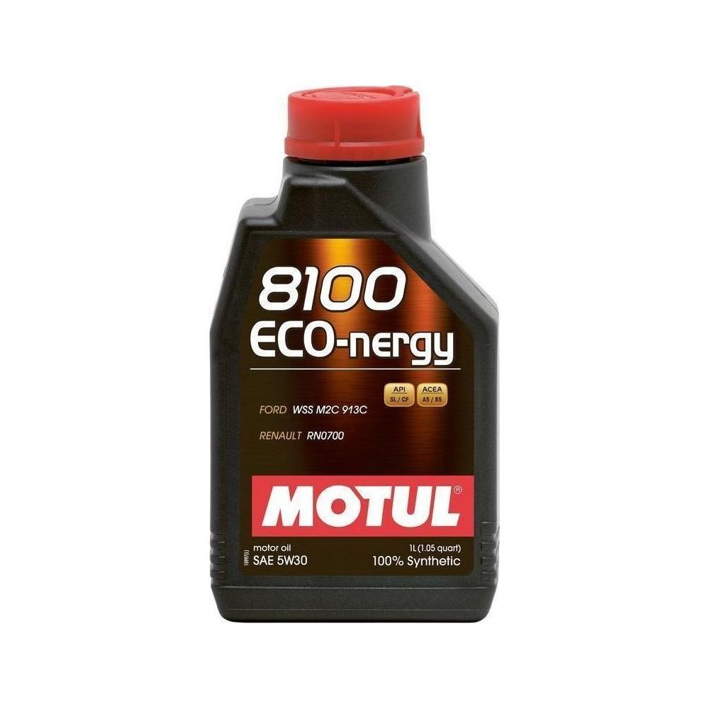Motul 8100 ECO-NERGY 913C/0700 5W-30