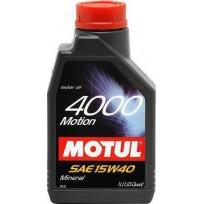 Motul 4000 motion 15W-40