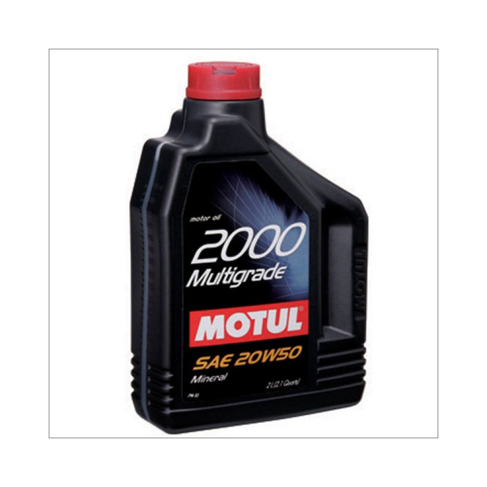 Motul 2000 MULTIGRADE 20W-50