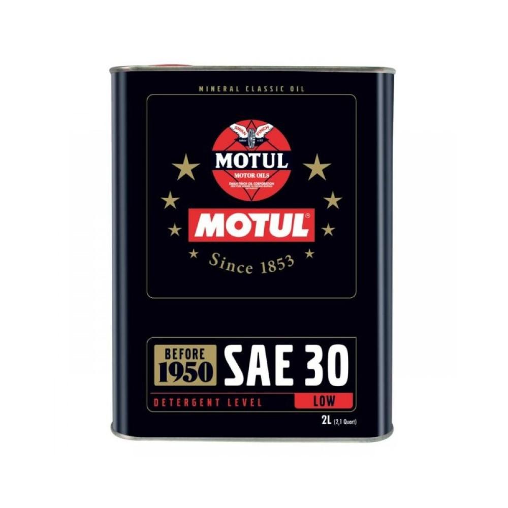 Motul CLASSIC OIL SAE 30