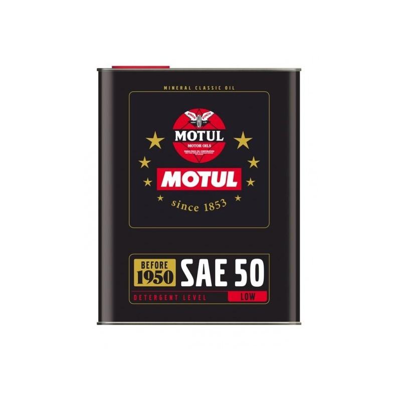 Motul CLASSIC OIL SAE 50