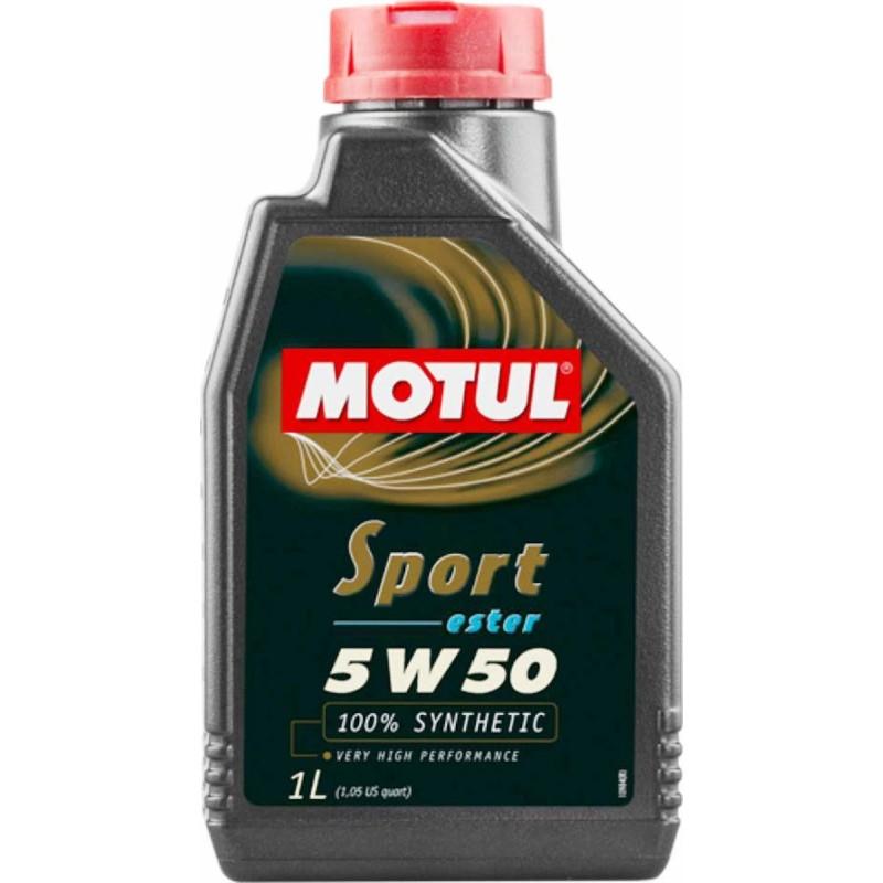 MOTUL SPORT 5W-50