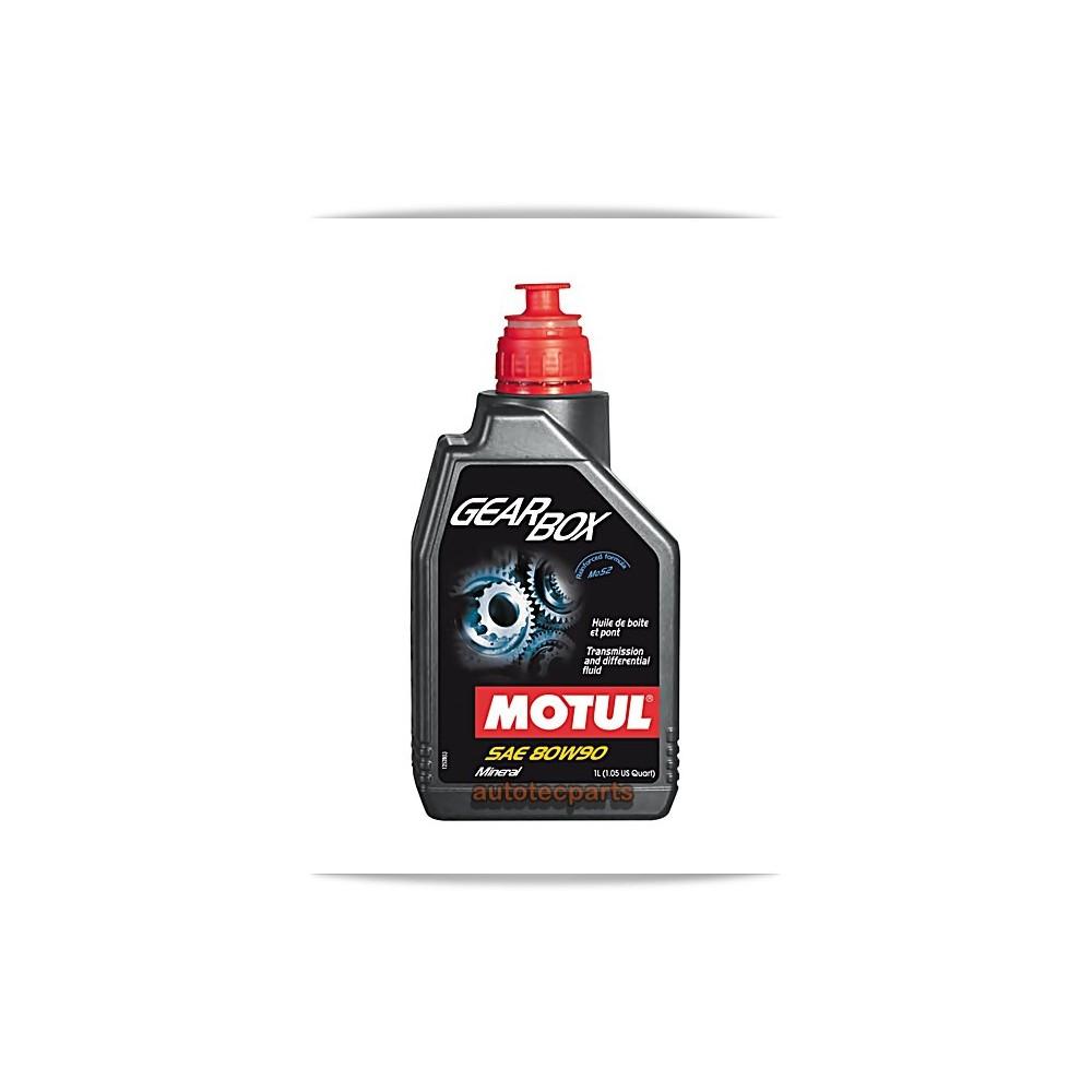 MOTUL GEAR BOX (MoS2) 80W-90