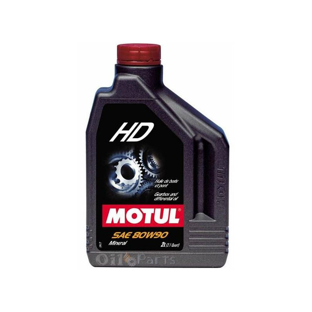 MOTUL HD HD 80W-90