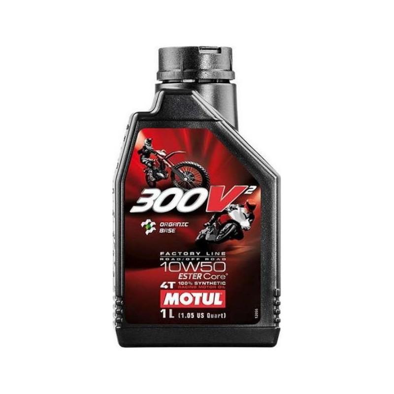 MOTUL ROAD/OFF ROAD 300V2 10W50