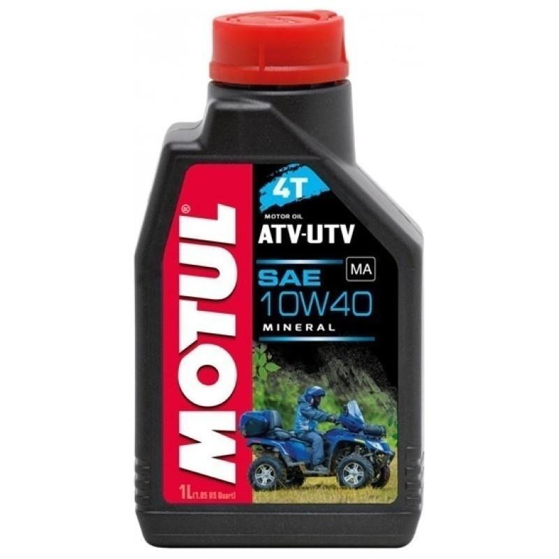 MOTUL 4T ATV-UTV 10W-40