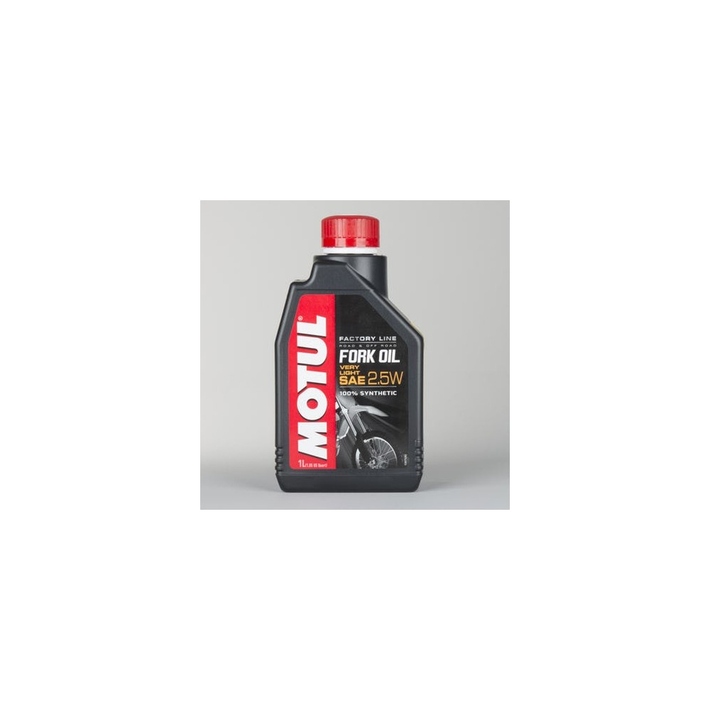 MOTUL FORK OIL FACTORY LINE 2.5W VERY LIGHT